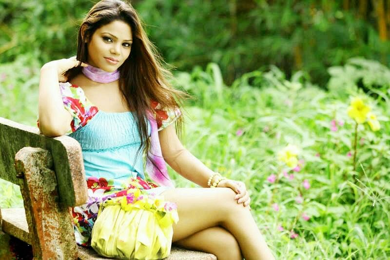 Kritika Choudhary was from Haridwar and was working as an actress in Mumbai. (Photo courtesy: Facebook)