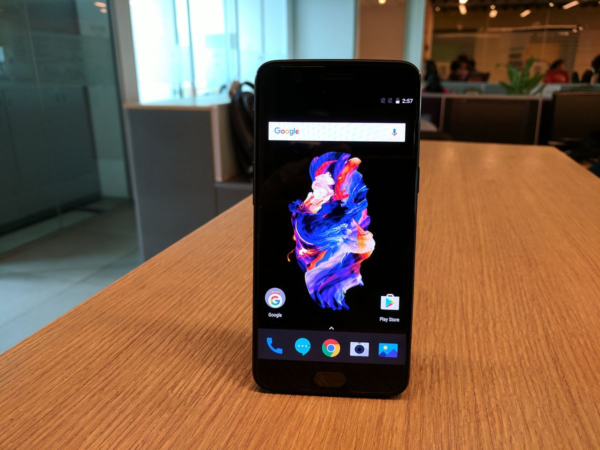 OnePlus gets a 5.5-inch Full-HD AMOLED display.
