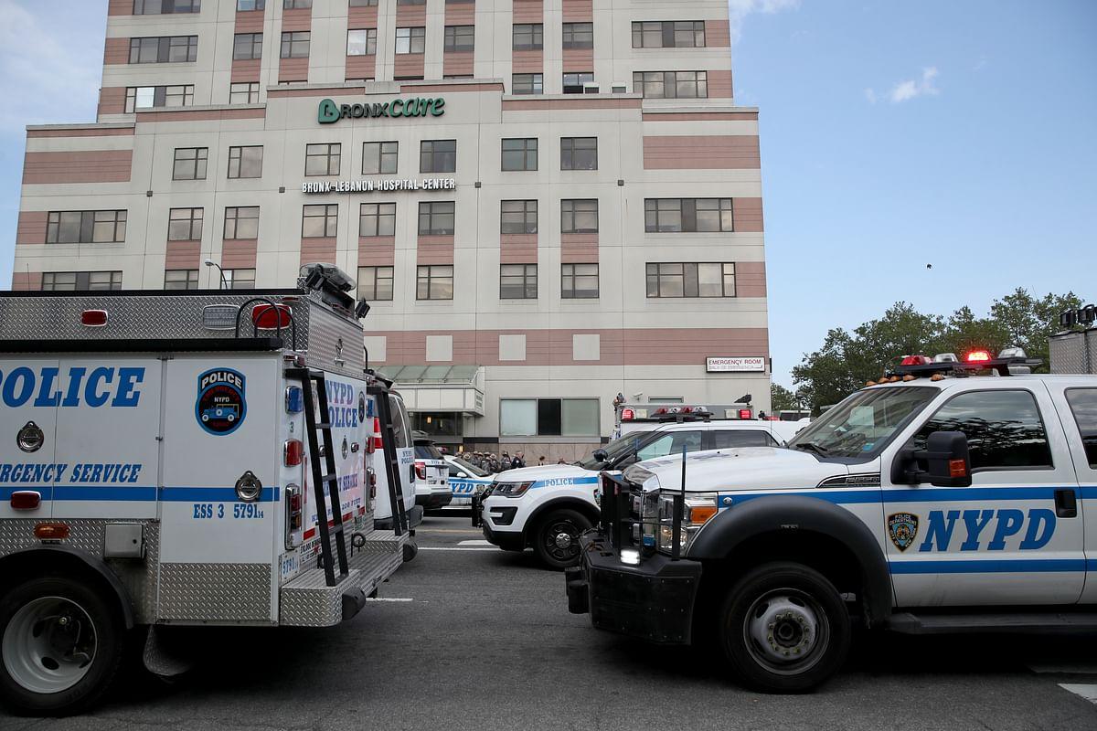 New York's Bronx Lebanon Hospital.