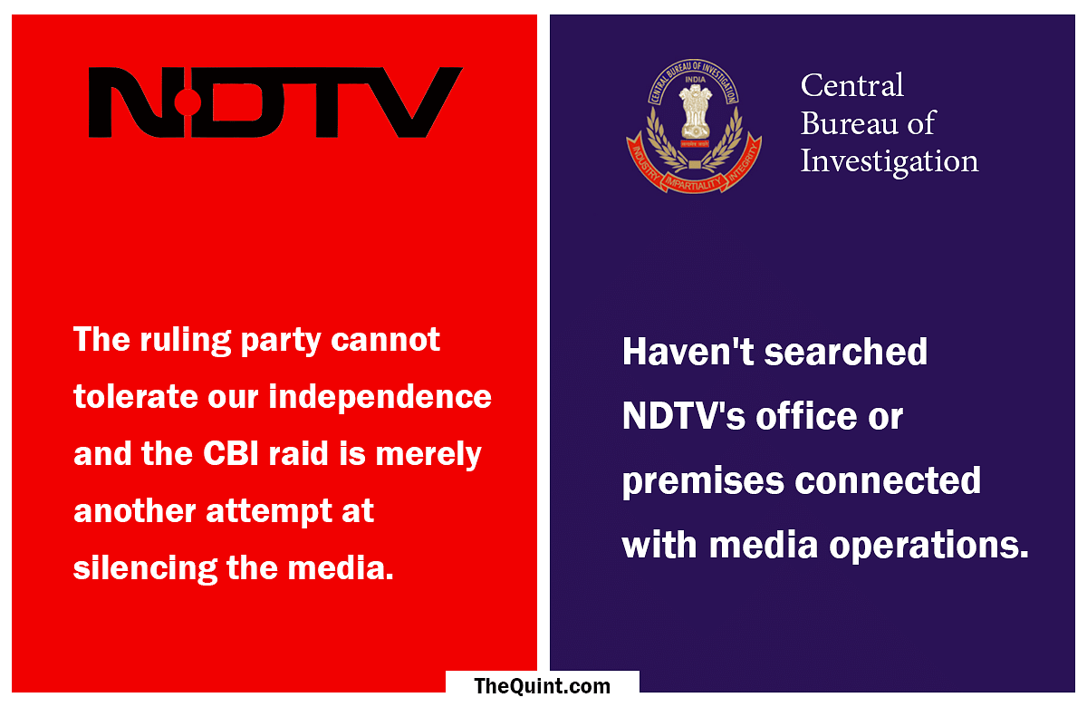Probe Into ICICI Loss, Not Loan Default: CBI Replies to NDTV Claim