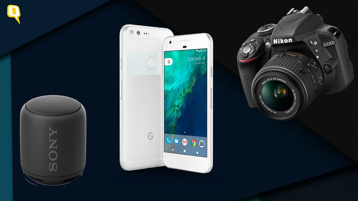 Grab exciting deals with cashback before end of this month. (Photo: <b>The Quint</b>)