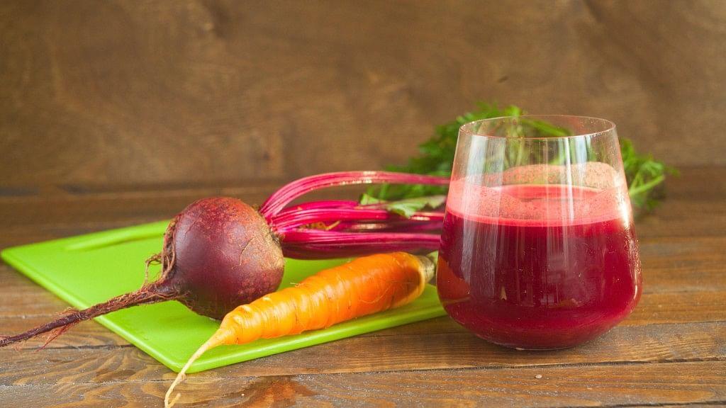 Beetroot juice is said to improve metabolism. (Photo: iStock)