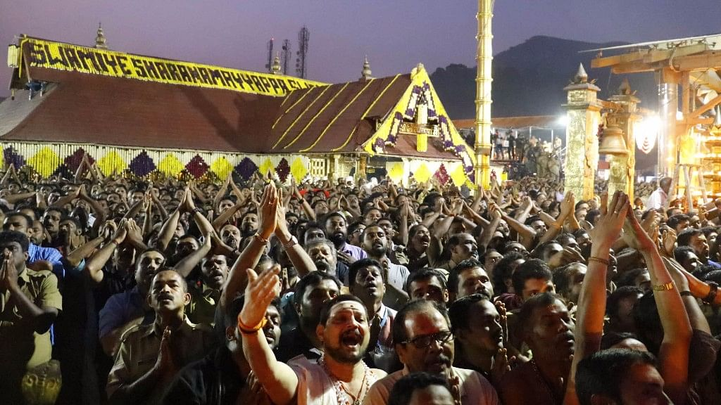 Kerala Govt Mulls Separate Administrative Body for Sabarimala