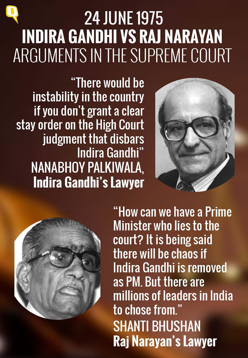 Shanti Bhushan, the Lawyer Who Got Indira Gandhi Disbarred