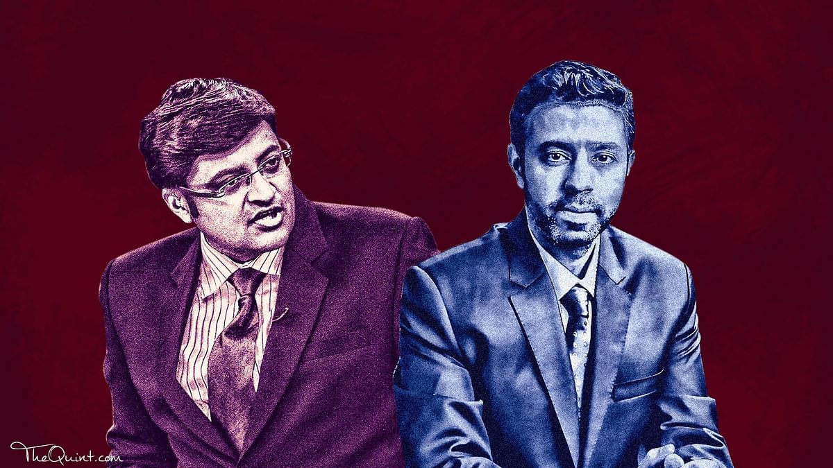Arnab Reacts to Quint Report, Claims Times Now Manipulating TRPs