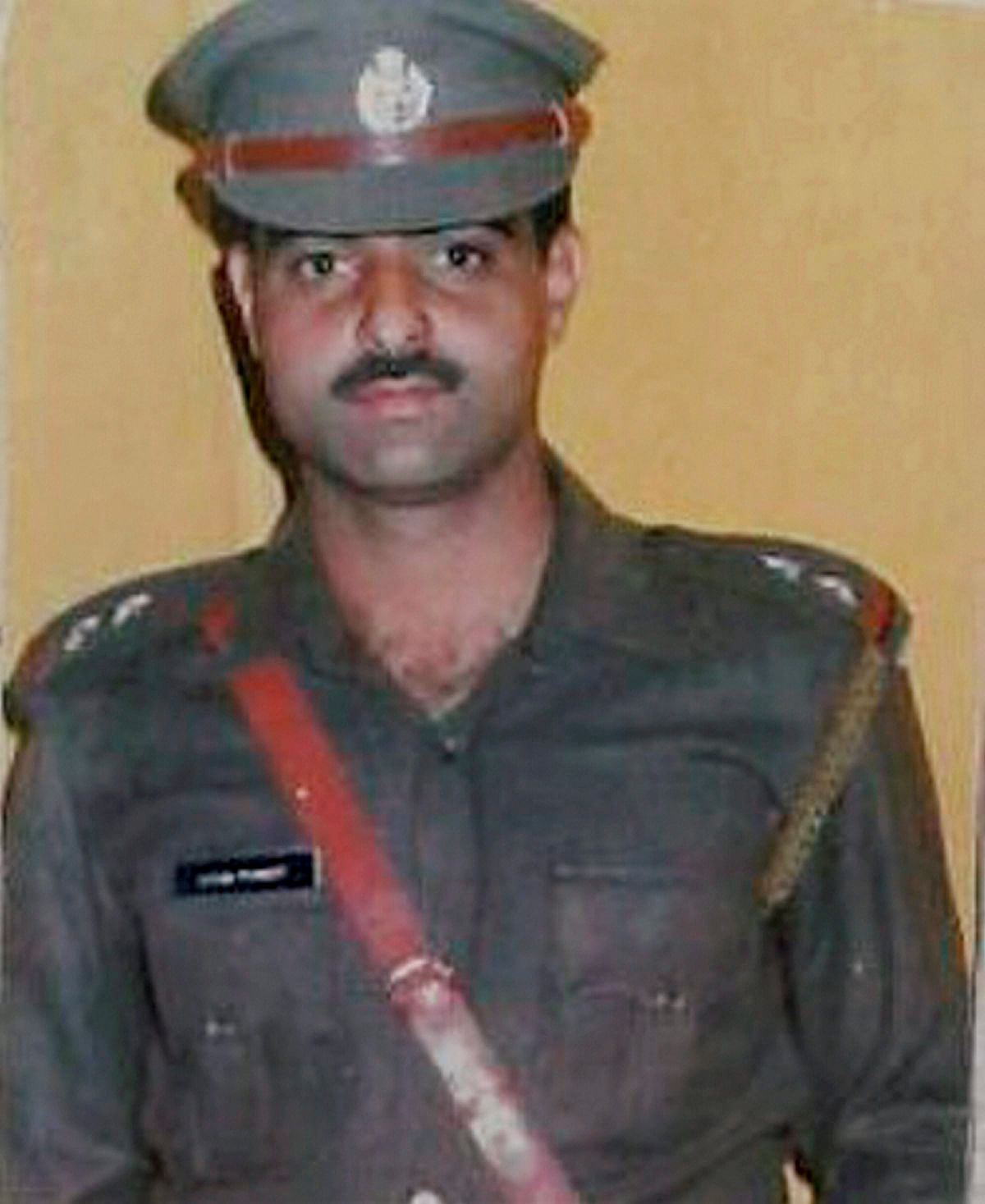 Deputy Superintendent of Police Mohammad Ayub Pandith
