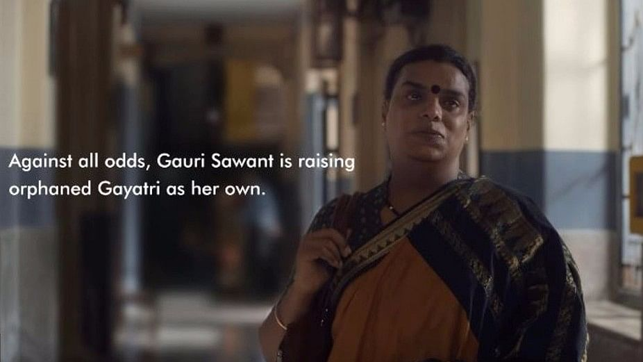 Vicks' #TouchOfCare campaign is based on the true story of Gauri Sawant and her daughter Gayatri. (Photo Courtesy: YouTube Screengrab)