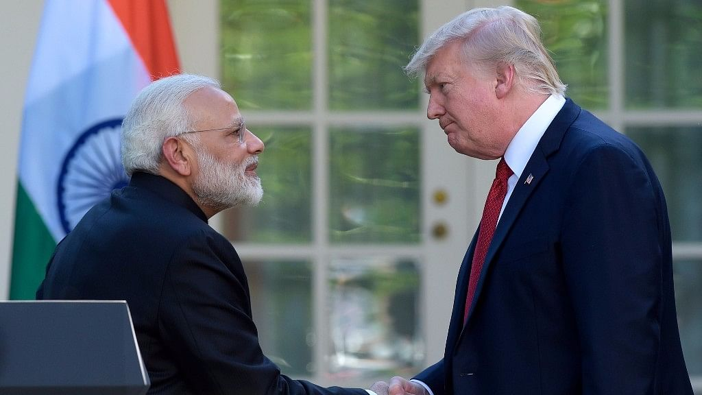 Prime Minister Narendra Modi, a man of humble origins, and Trump, a billionaire and a flamboyant reality TV personality, have struck an unlikely friendship.