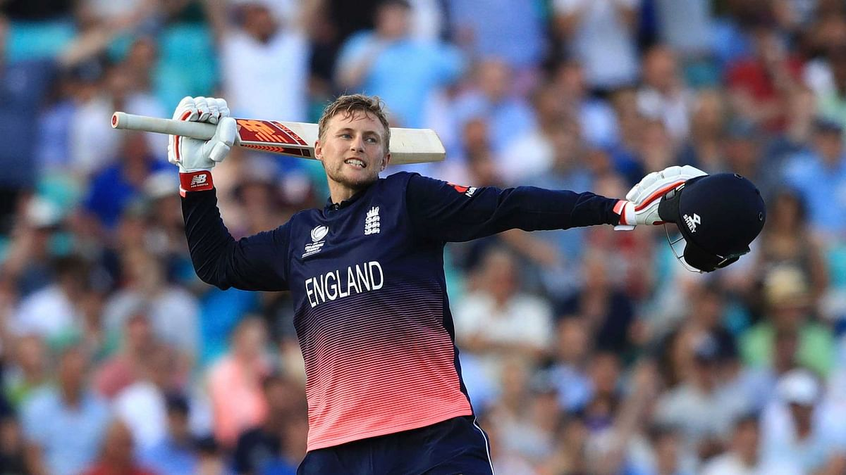Joe Root's 133 off 129 was his highest ODI score. (Photo: AP)