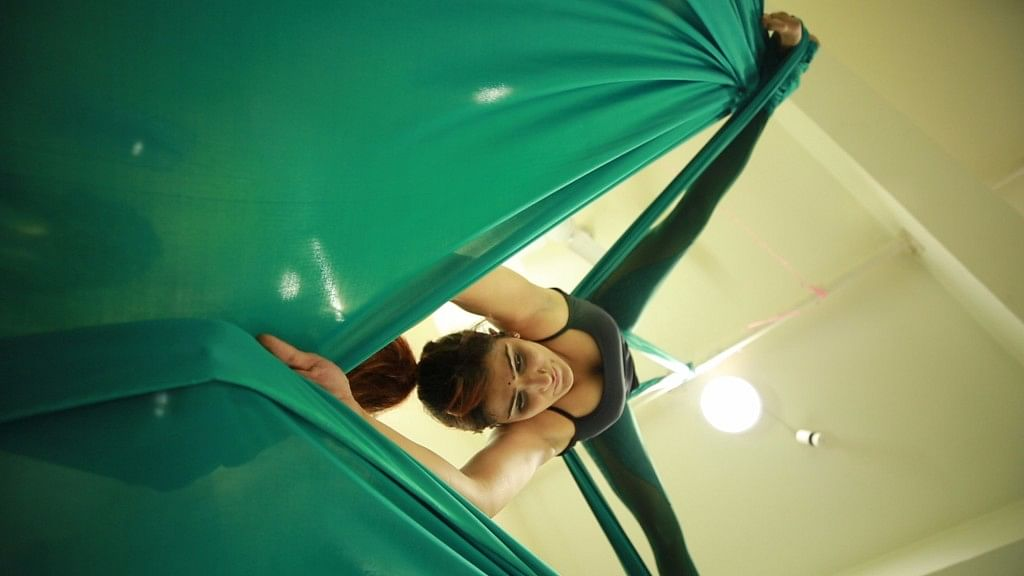 Learn to Fly: Explore Aerial Yoga With These Experts