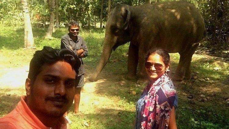 Bengaluru Couple Quit Jobs To Help Rehabilitate Elephants