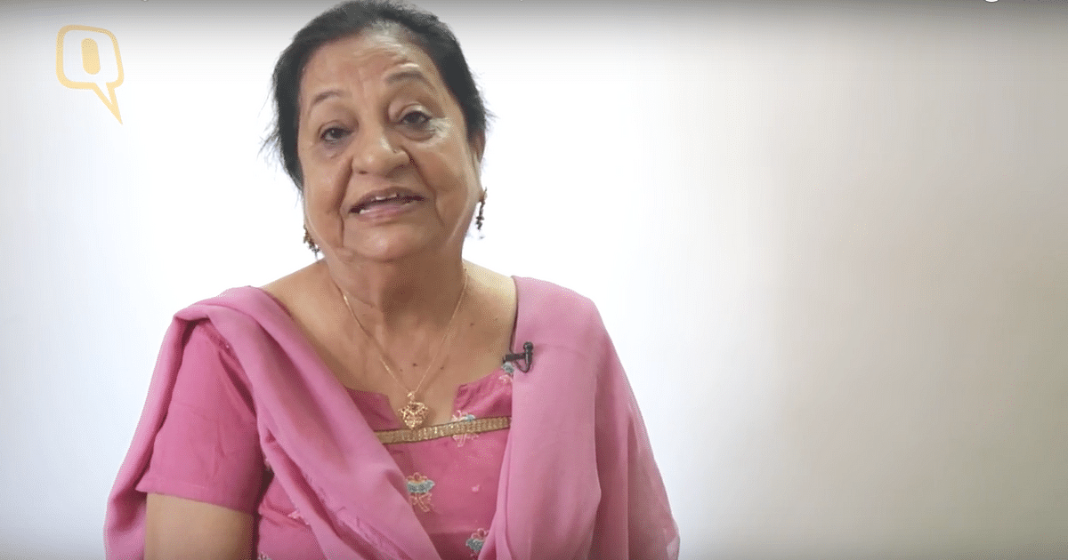 Kamla Malkani shares her story of living with the ghost of the 1993 Mumbai blasts.