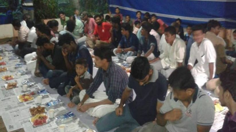 Kerala Temple Hosts Iftar Party For 400 Muslims in its Premises