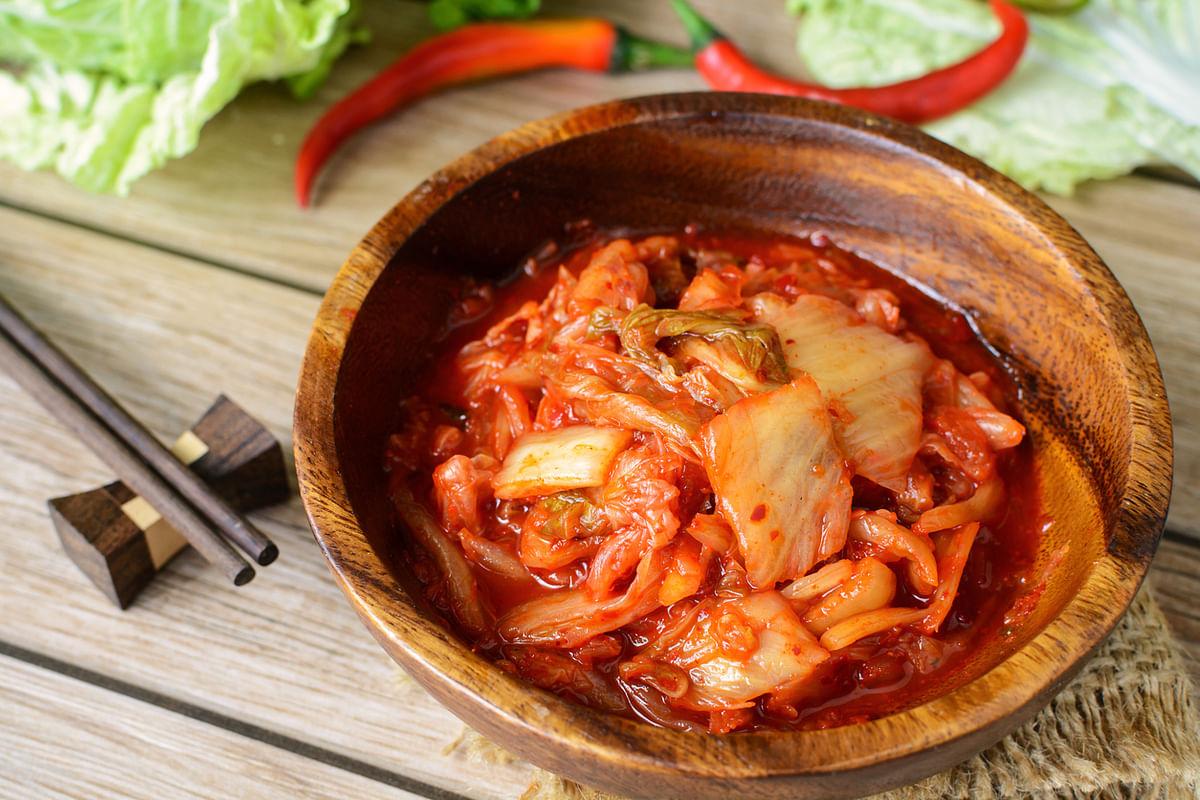 Kimchi isn't indigenous to India.