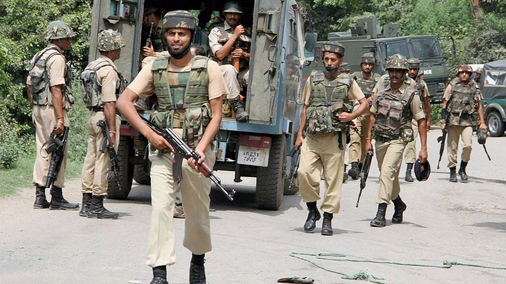 Major ISI Plot to Revive Militancy in Jammu Foiled, Say Officials