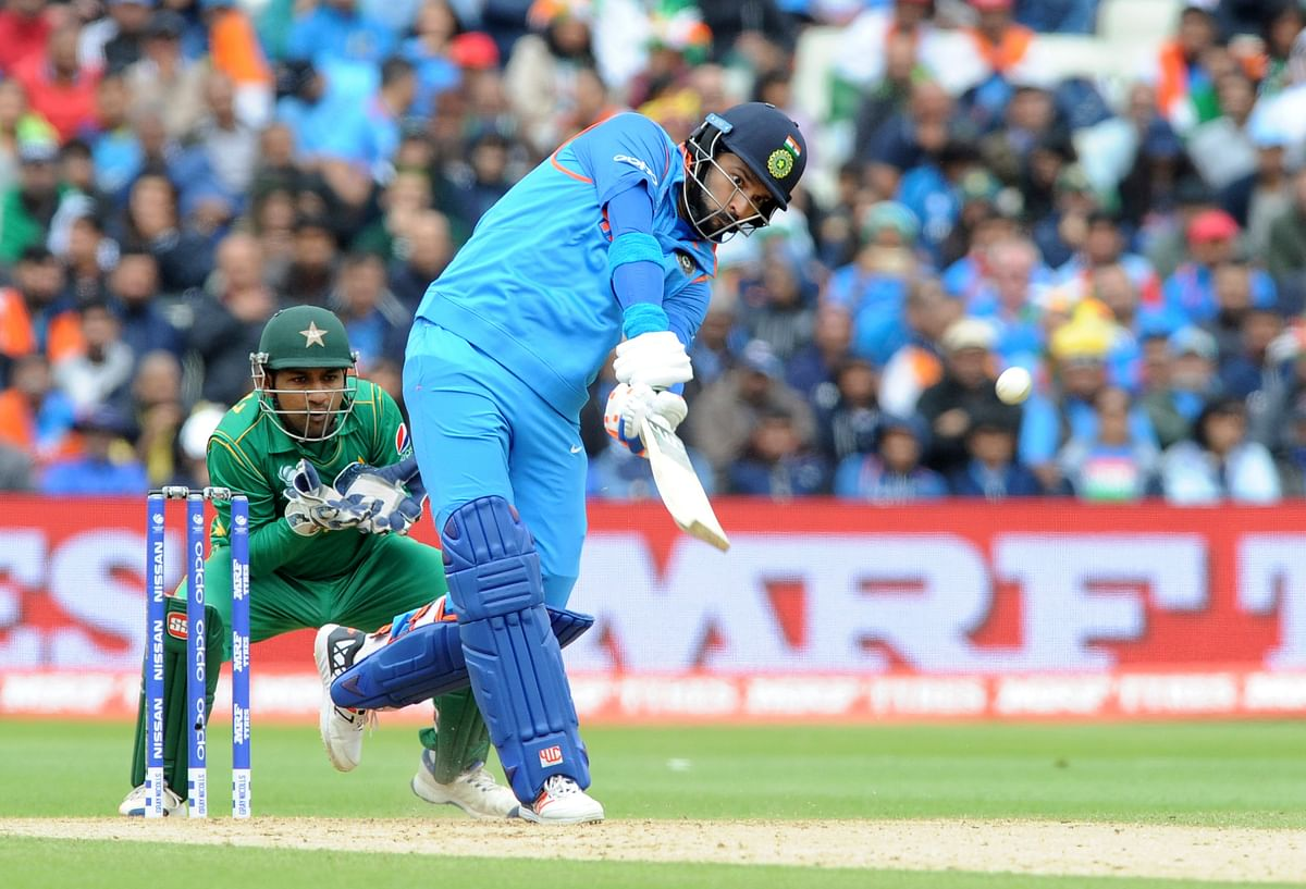 Yuvraj Singh scored 53 runs off 32 balls in the match against Pakistan. (Photo: AP)