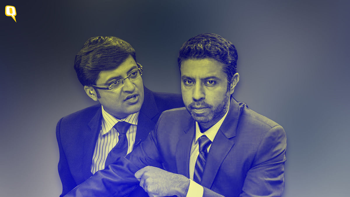 'So What?' Says Times Now to Arnab's 'Forced Reach' Charge