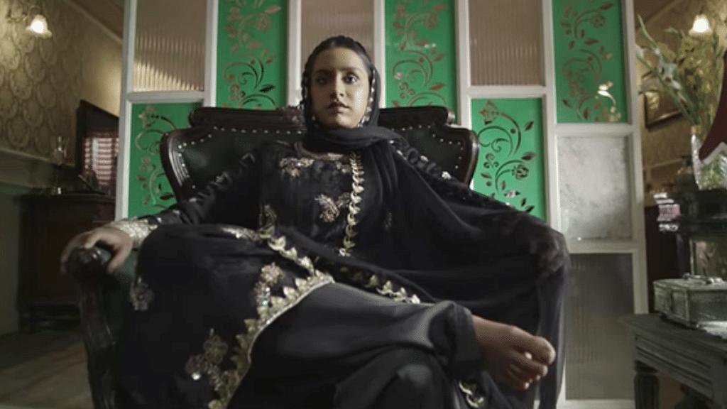 "A still from the <i>Haseena Parkar</i> trailer. (Photo Courtesy: <a href=""https://www.youtube.com/watch?v=Q7xlgeZHNHo"">YouTube</a>)&nbsp;"