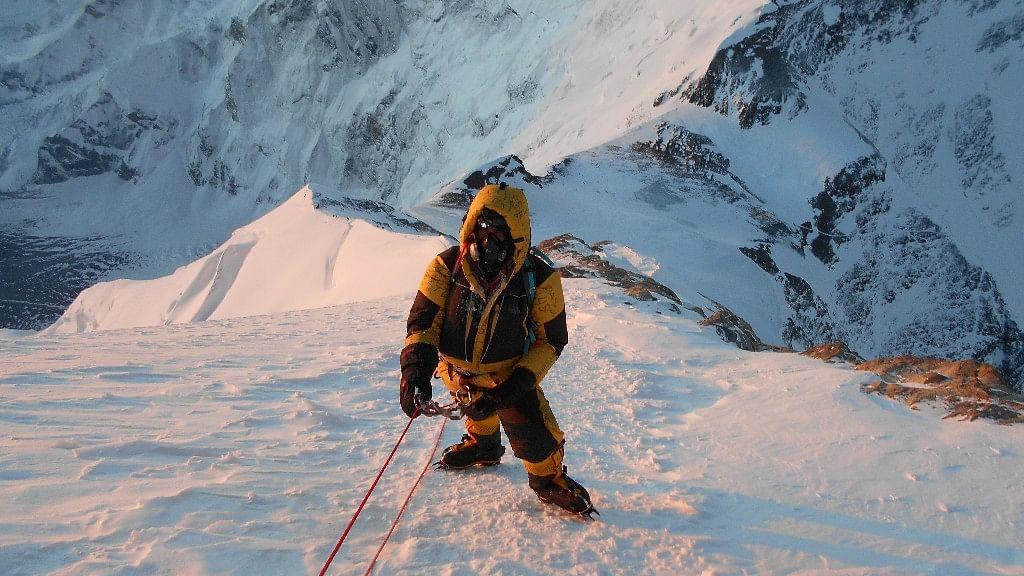 The journey to Mount Everest. (Photo Courtesy: Breeze Sharma)