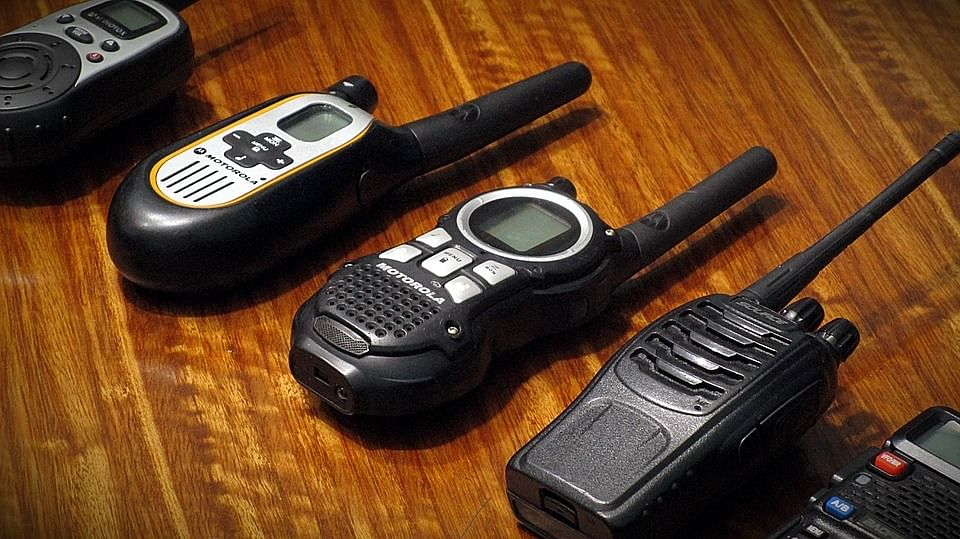 VHF radios require a licence to operate. (Photo: Pixabay)