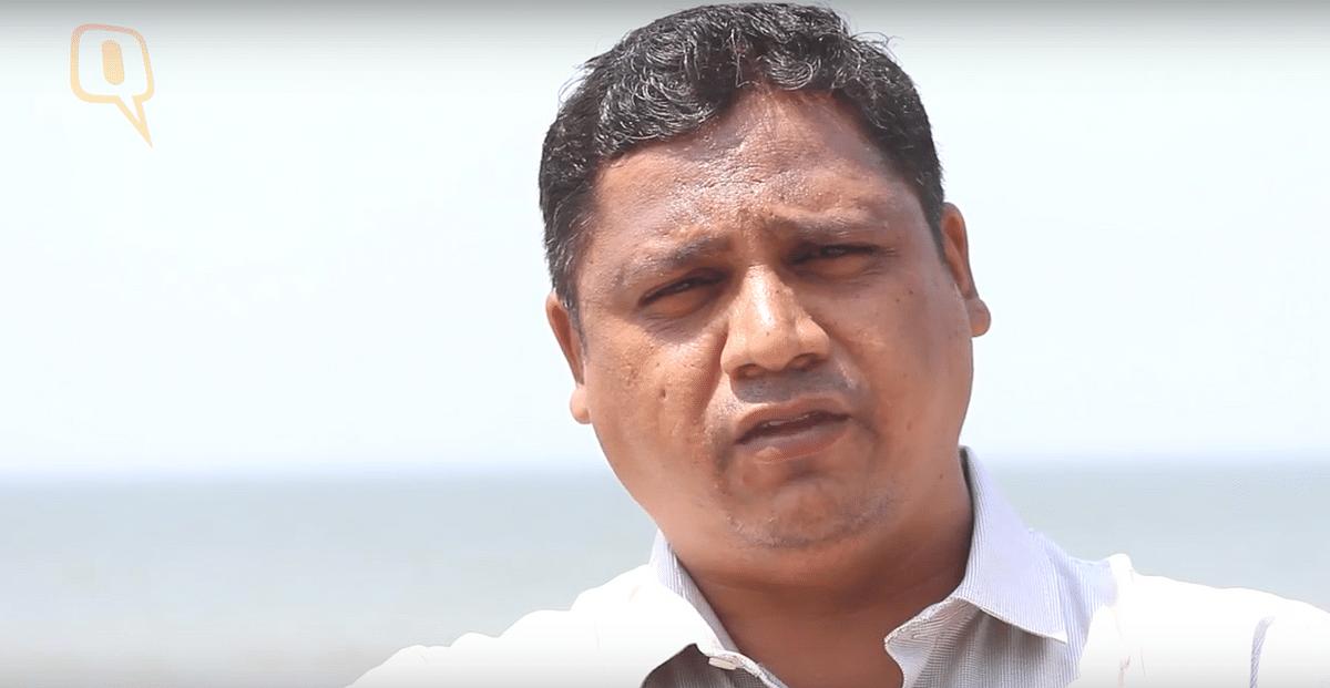 Vinayak Devrukhar lost two siblings in the 1993 Mumbai blasts.