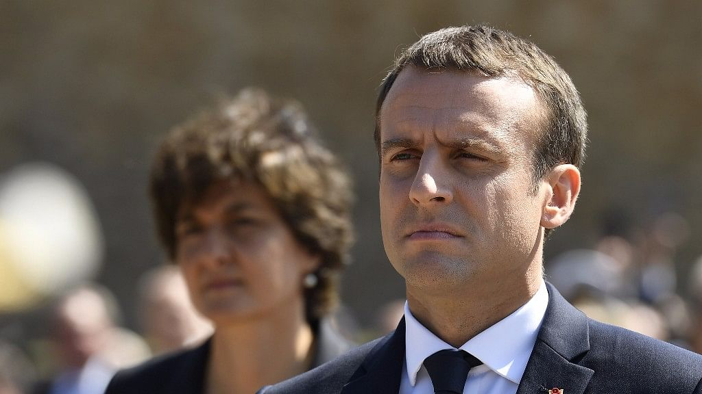 President Emmanuel Macron's party LREM boasts scores of never-before-elected lawmakers – an unprecedented move in France. (Photo: AP)