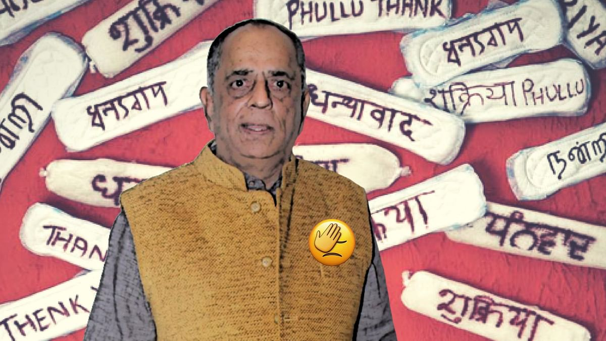 Pahlaj Nihalani's logic behind giving <i>Phullu </i>an adult certification is facepalm worthy.&nbsp;