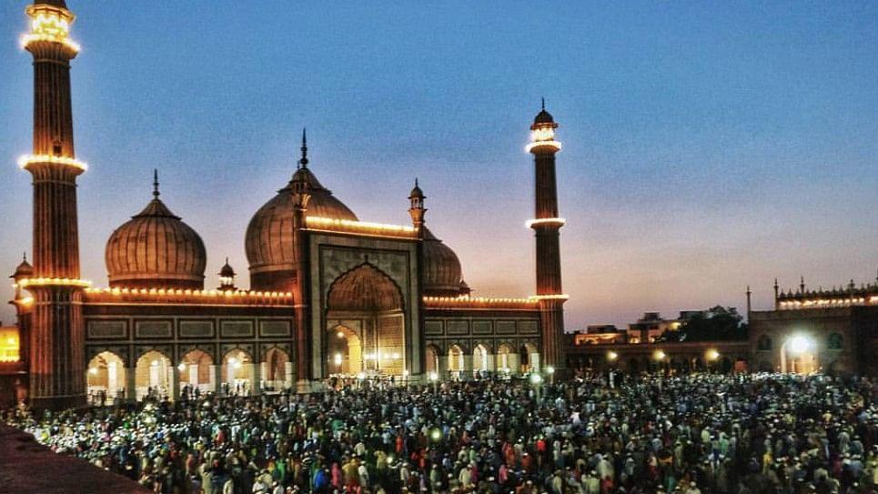 New Delhi's iconic Jama Masjid. Image used for representational purposes.