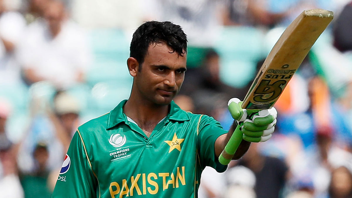 Fakhar Zaman scored 114 runs off 106 runs. (Photo: AP)