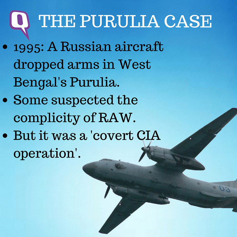 The Purulia case is shrouded in mystery. But is it, really? (Photo: <b>The Quint</b>)
