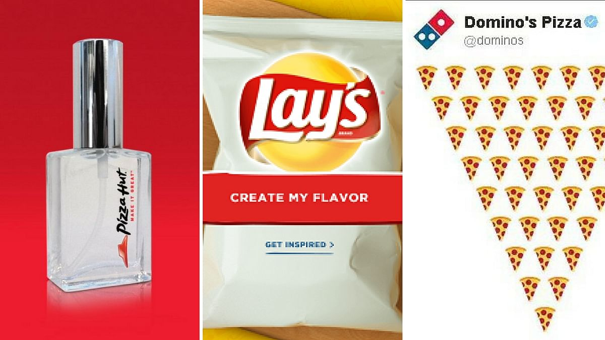 Pizza Hut, Lay's and Domino's have all come up with some pretty head turning marketing ideas (Photo <b>Altered by The Quint</b>)