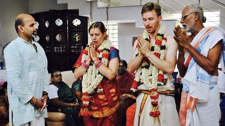 Chennai to Bali: Couple Getting Married 7 Times Across The World