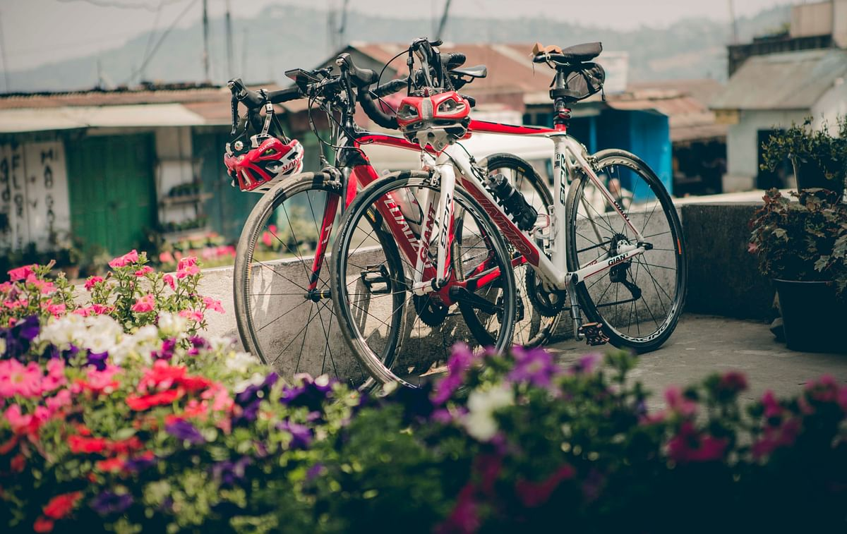 Choose your bike for the Mumbai-Bangkok road trip wisely. (Photo courtesy: Aanchal Dhara Photography)
