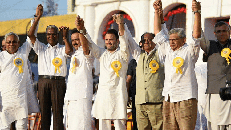 Tamil Nadu Gets Anti-BJP Front – Where's The Lotus in The State?