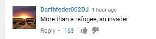 #MoreThanARefugee Video Receives Torrent of Hatred on YouTube