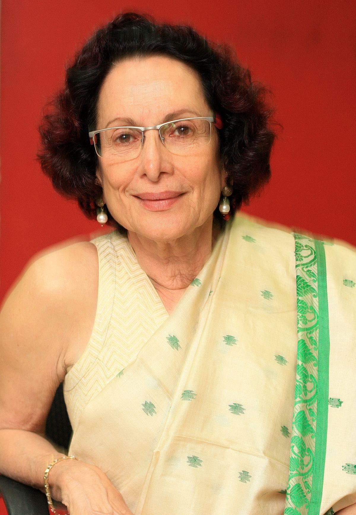 Author Bachi Karkaria (Photo courtesy: Juggernaut)