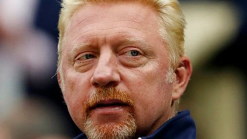 Boris Becker was declared bankrupt by a British court in 2017.