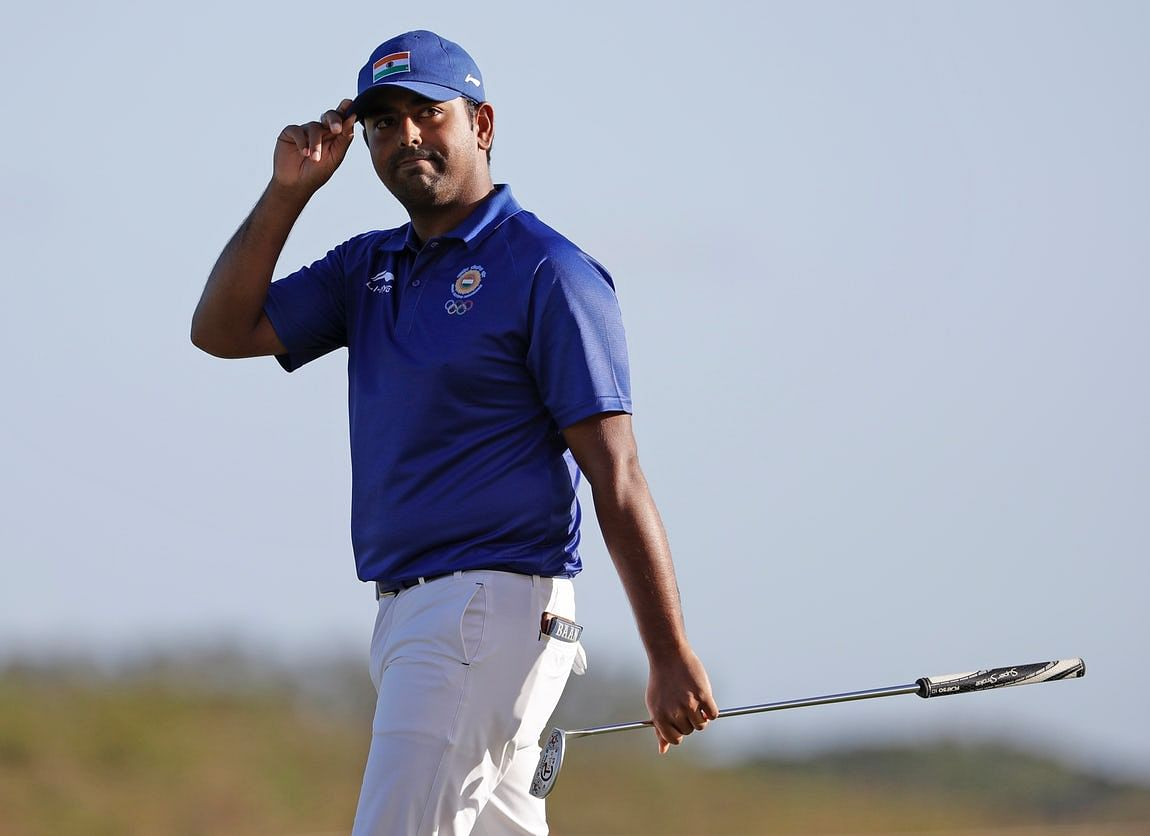 Earlier this year, Anirban failed to qualify for the Masters.