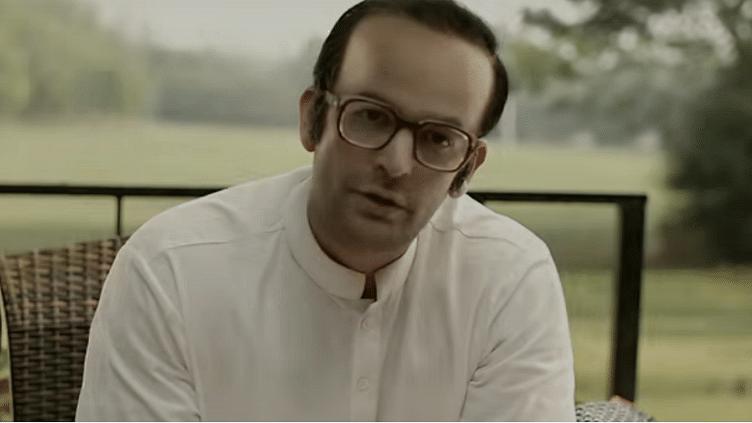 Neil Nitin Mukesh as Sanjay Gandhi in <i>Indu Sarkar</i>. (Photo courtesy: YouTube/ BhandarkarEntertainment)