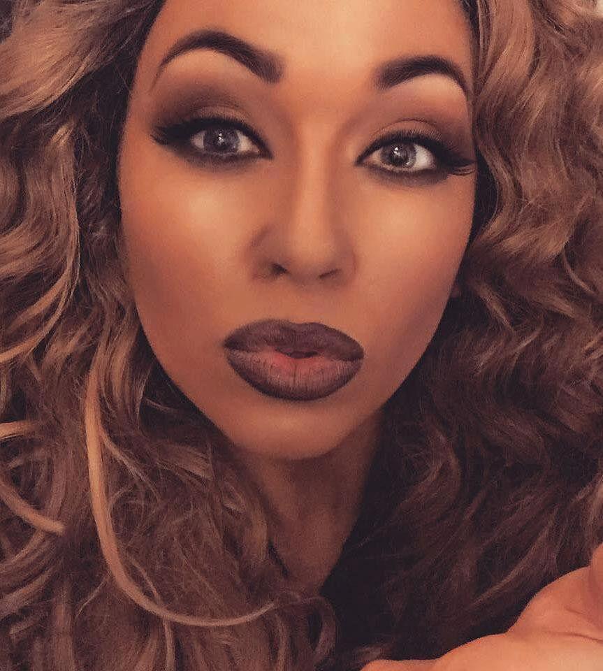 Beyonce's look-alike, Leanne Harper. (Photo courtesy: Twitter)