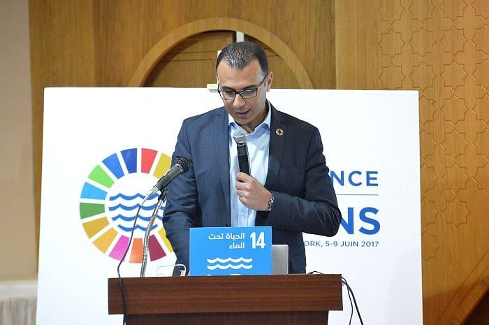 (Photo courtesy: Ocean Conference/UN)