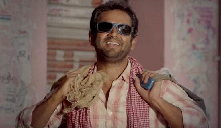 Sharib Ali Khan in a scene from <i>Phullu. </i>