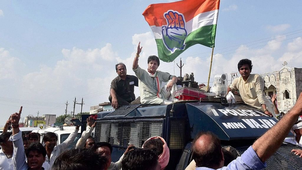 Need of the Hour to Assess Party's Situation: Congress' Scindia