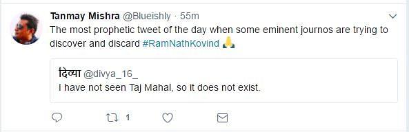 Ram Nath Kovind Named Prez Candidate: Twitter Furiously Googles