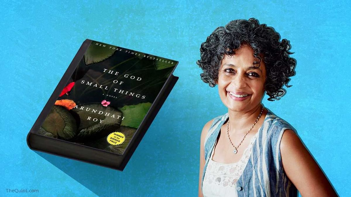 Twenty years is a long time for a second novel. But when it's <i>The God of Small Things</i>, it feels like yesterday. (Photo: Liju Joseph/<b>The Quint</b>)