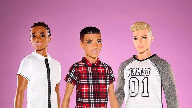 Barbie's boyfriend Ken get's a new age avatar.