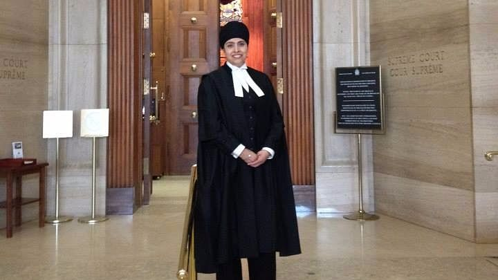 Palbinder Kaur Shergill Is Canada's First Turbaned Woman SC Judge