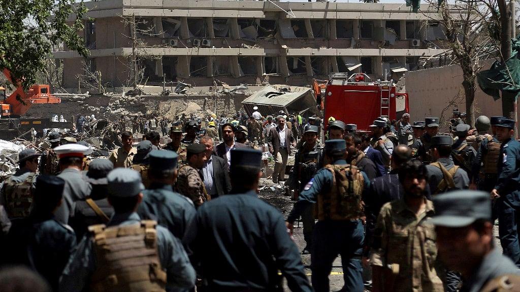 Three Blasts Hit Afghan Capital Kabul, Casualties Feared
