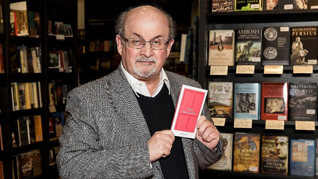 The acclaimed author and Booker Prize winner turns 71 today. (Photo: AP)