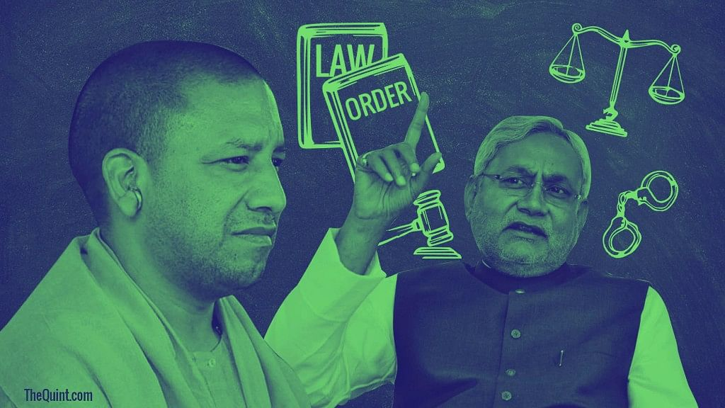 What Yogi Adityanath Can Learn From Nitish on  Fixing Law & Order